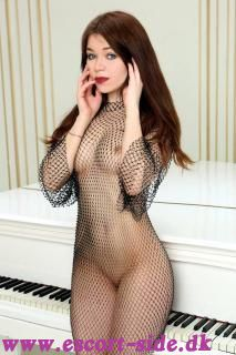 Seductive neighbor Barbara EXCLUSIVE MEGAFRENCH in Odense!